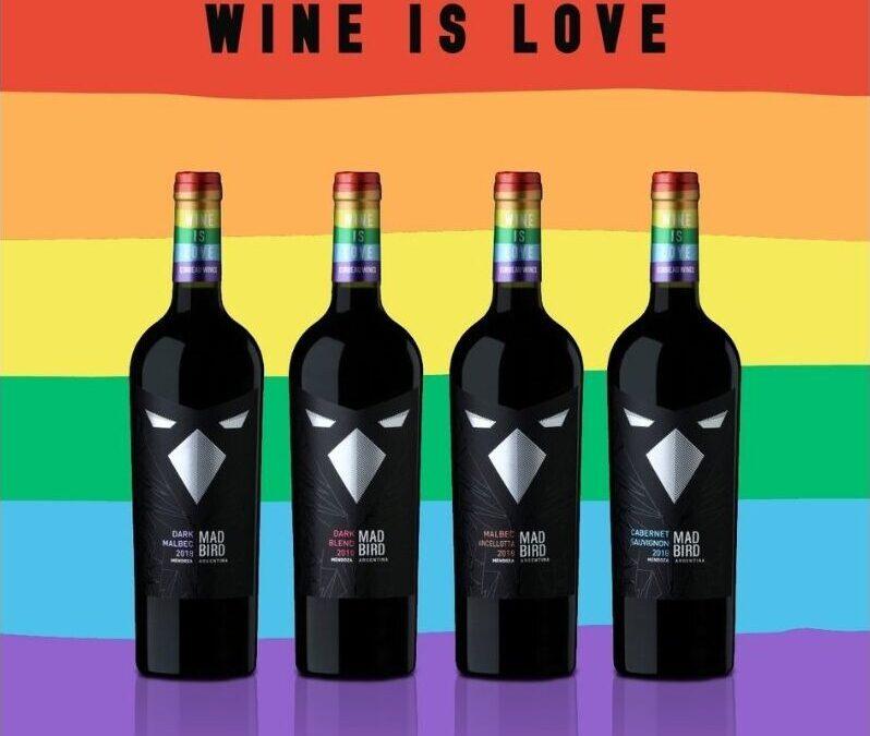 La primer campaña de la industria del vino en apoyo a la diversidad