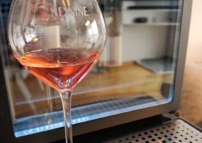 Wine Dispensers Vino por copa
